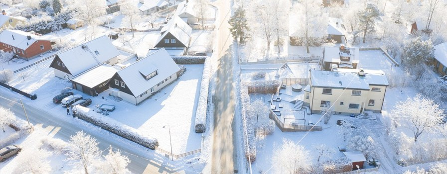 5 Reasons Winter is a Chill Time to Buy a House